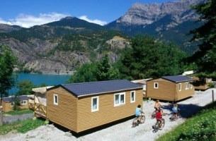 Campingplatz campéole le Lac Saint Vincent Les Forts