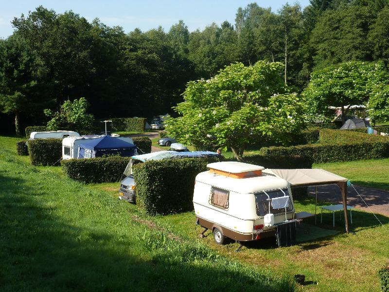 Camping municipal du Pont de Bussy Anost
