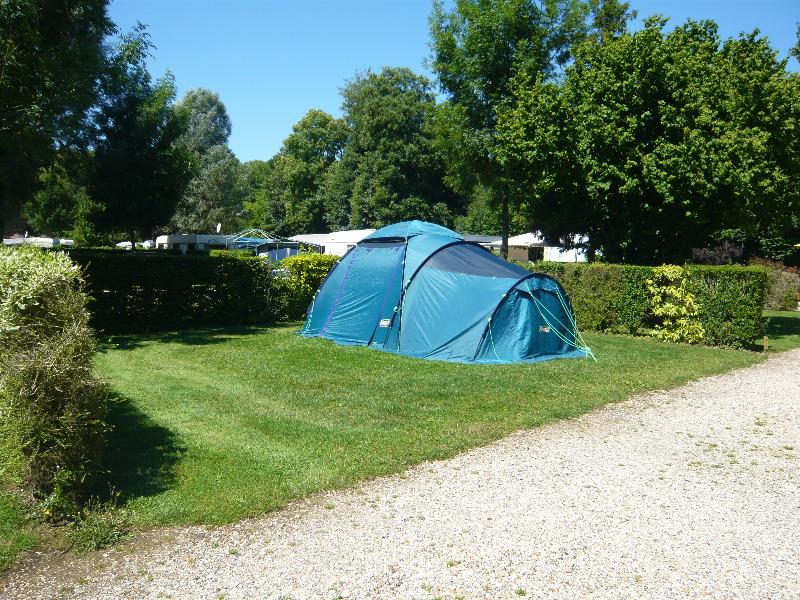 Campsite Municipal Saint Paul Lyons La Forêt