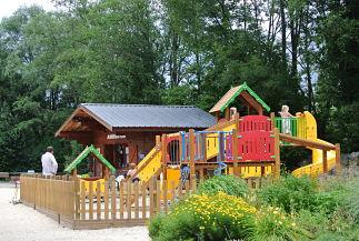 Campingplatz Le Colporteur Le Bourg D'Oisans