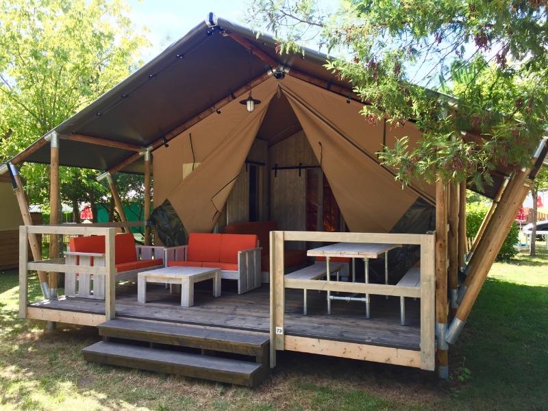 Campingplatz Le Bon Coin Hourtin.