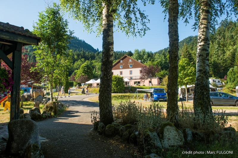 Campingplatz Domaine du haut des bluches La Bresse