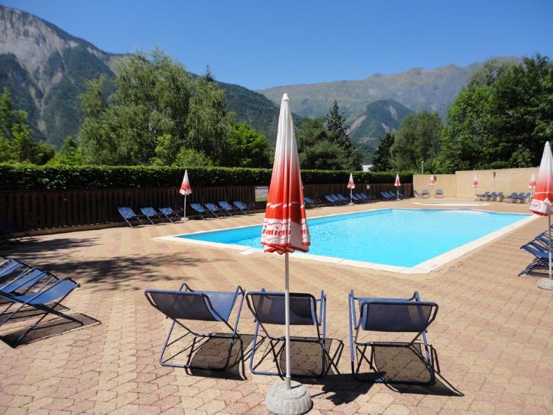 Campingplatz La Cascade Le Bourg D'Oisans