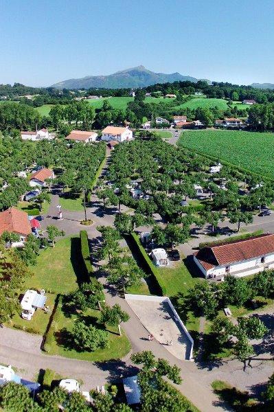 Campingplatz Larrouleta Urrugne