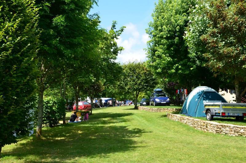 Camping Ferme de La Brauge Tursac