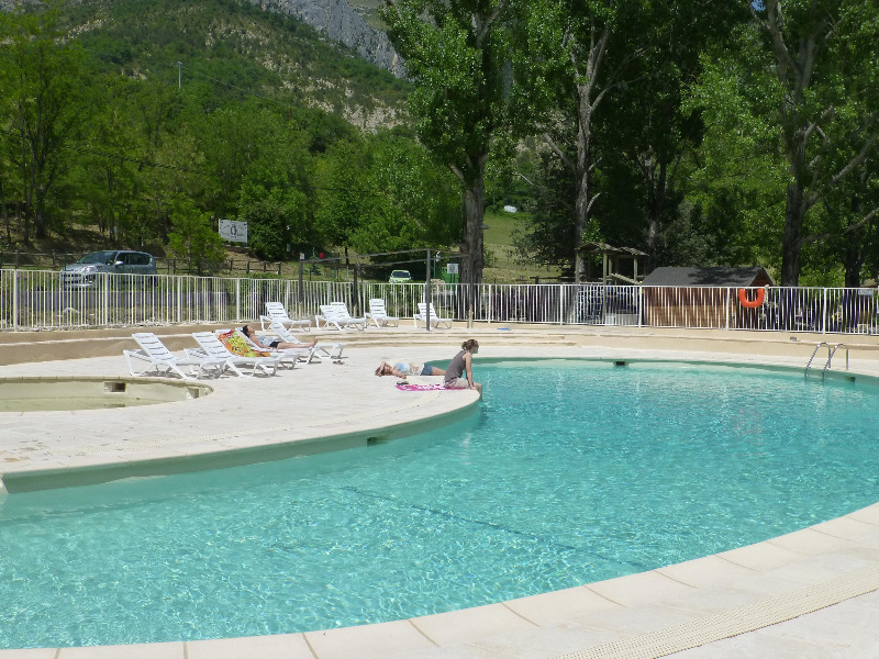 Camping 3 étoiles Chasteuil Provence Castellane