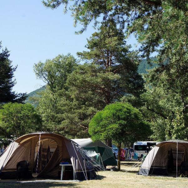 Camping Municipal de l'île Saint Crepin