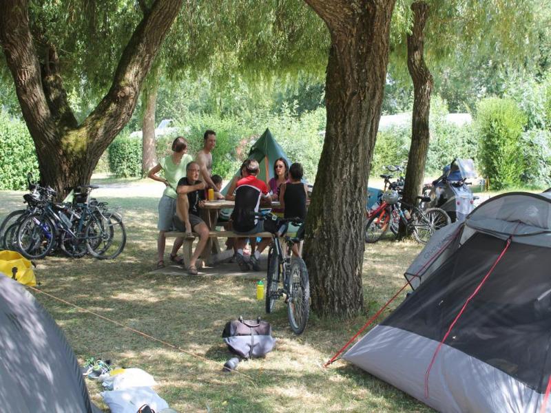 Camping municipal De la Tour Oudon