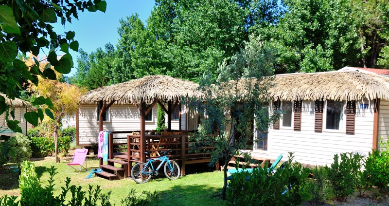 Campingplatz Domaine  la Yole Wine Resort Valras plage