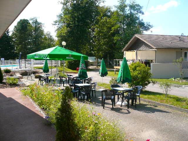 Campsite Parc du château Epinal