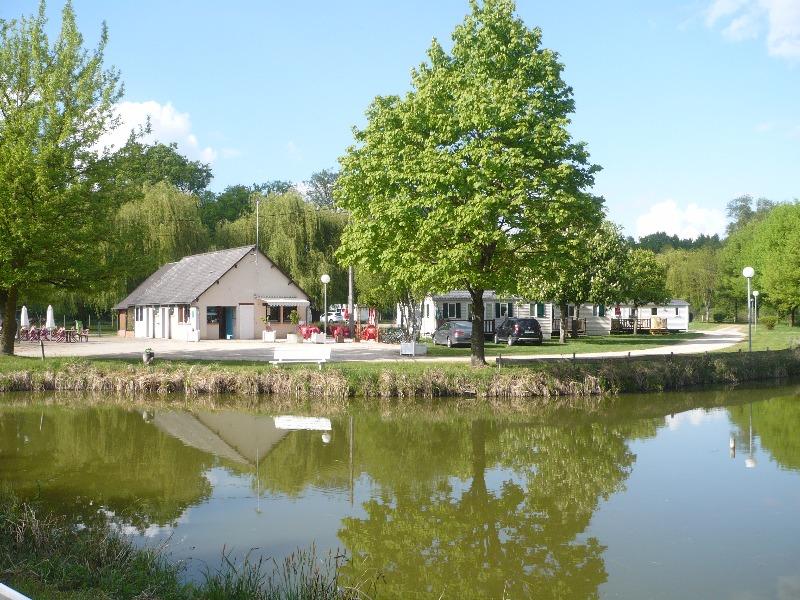 Campingplatz Le Gué Chemery
