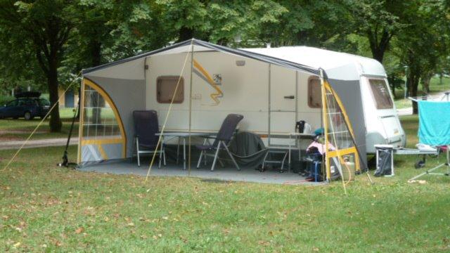 Campsite de Boÿse Champagnole