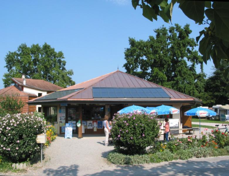 Campingplatz Du Chatelet Sciez