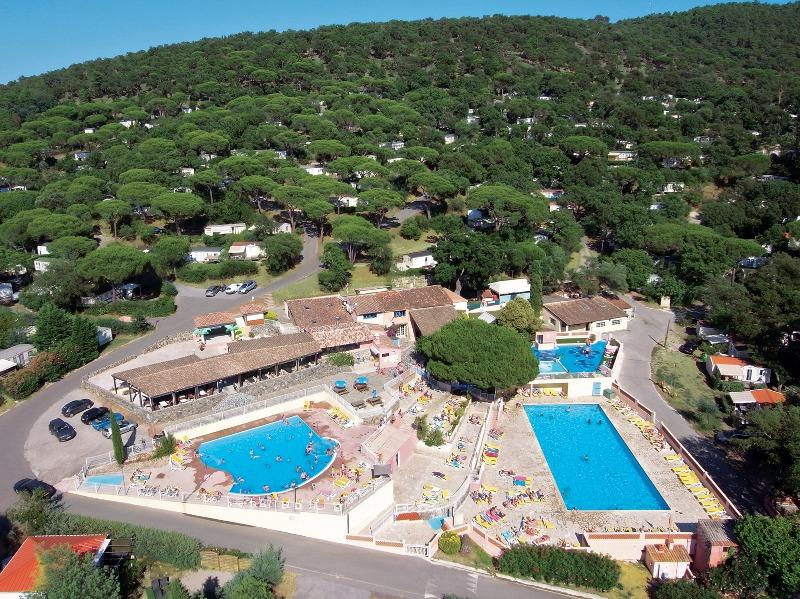Campingplatz Parc Saint James Parc Montana Gassin