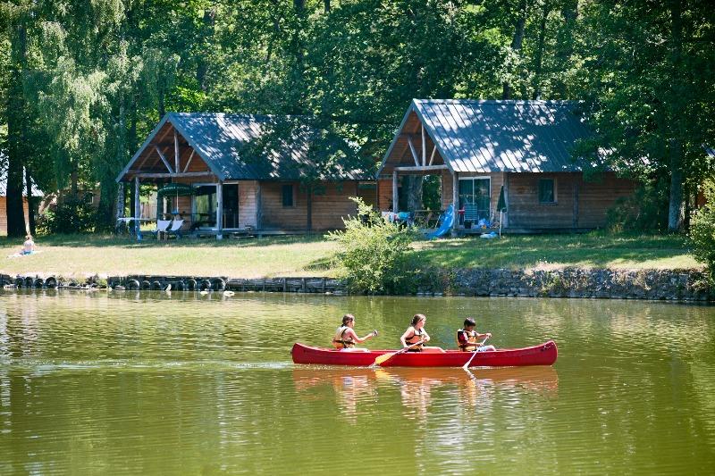 Campingplatz Huttopia Rille Rille