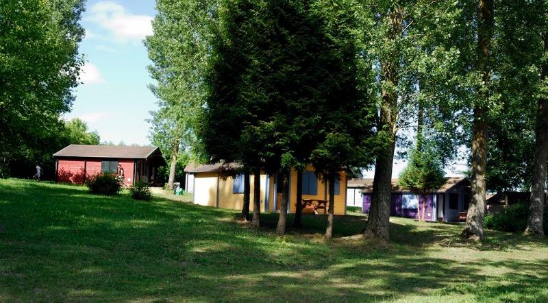 Campsite Etang de Tensch Grostenquin