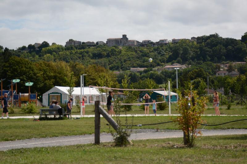 Camping lot et bastides pujols