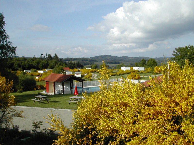Campingplatz Domaine Naturiste Monts de Bussy Eymoutiers