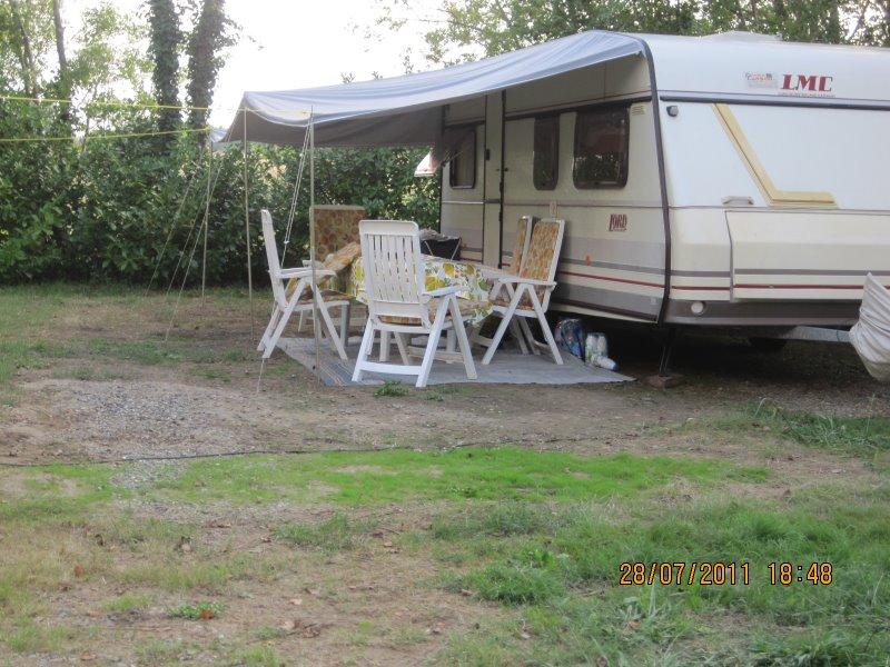 Campsite Le Chemin Vert Saint Lys