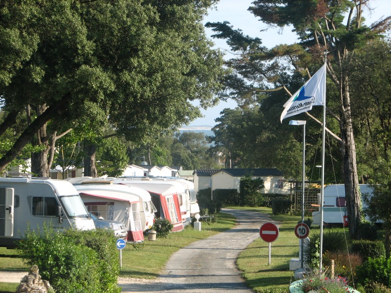 Campsite Le Domaine de Bernezac ACCCF Saint-Palais-sur-Mer