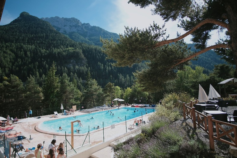 Camping Le Rioclar Meolans Revel