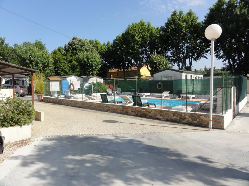 Campsite Douce France Antibes