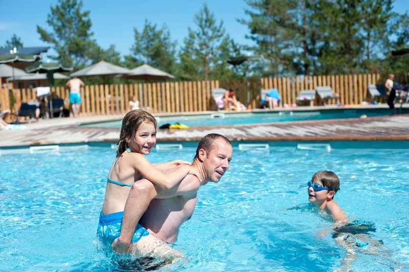 Camping Huttopia Bourg-Saint-Maurice Bourg Saint Maurice