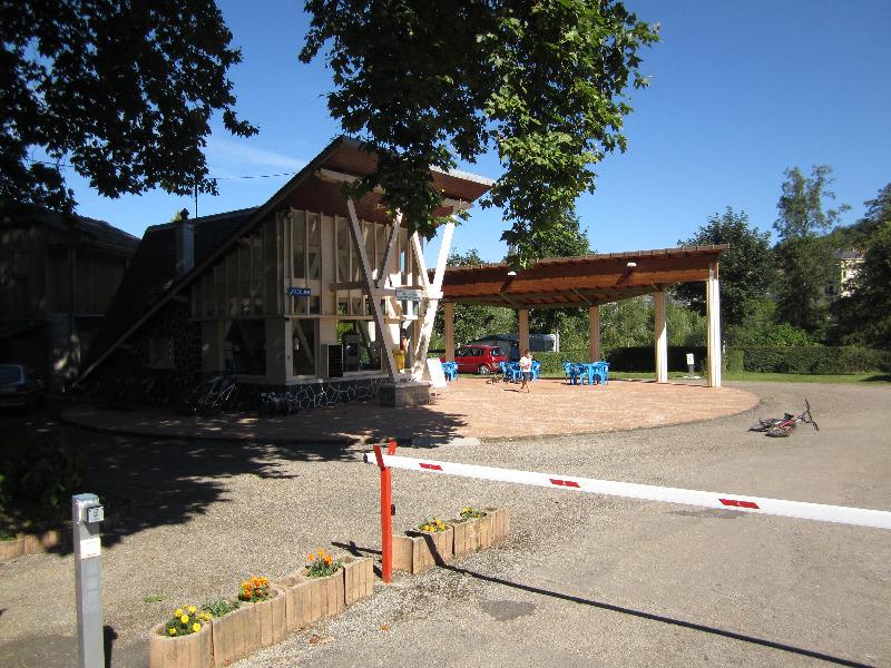 Campingplatz Roc de l'Arche Espalion
