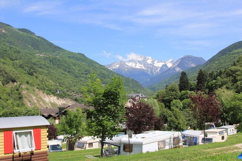 Campingplatz LA PIAT BRIDES LES BAINS