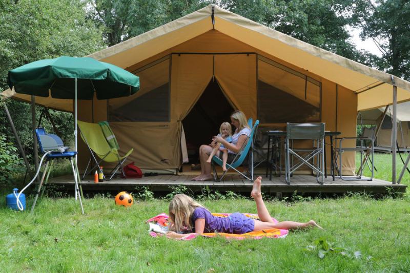 Campsite Le Nid du Parc Villars Les Dombes