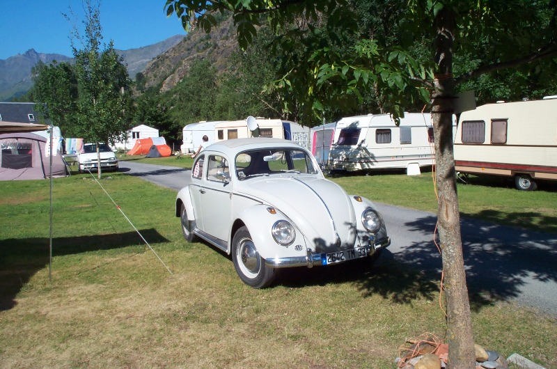 Campingplatz Le Pain De Sucre Gavarnie