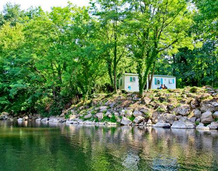 Campingplatz La Rivière Lacave