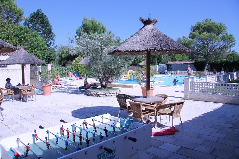 Campingplatz Le Pilon d'Agel Noves