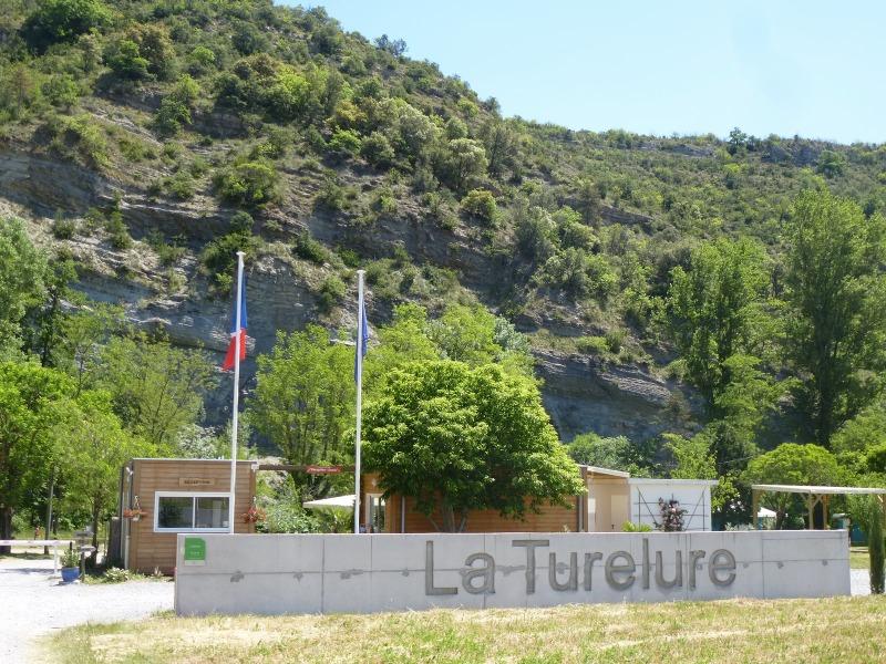Campsite La Turelure Uzer