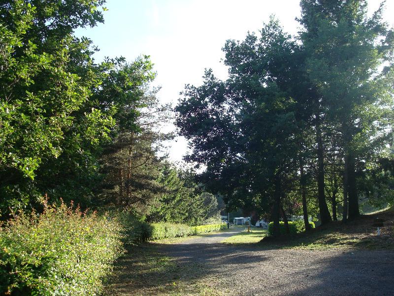 Campsite Municipal Le Chatelard Sainte Catherine