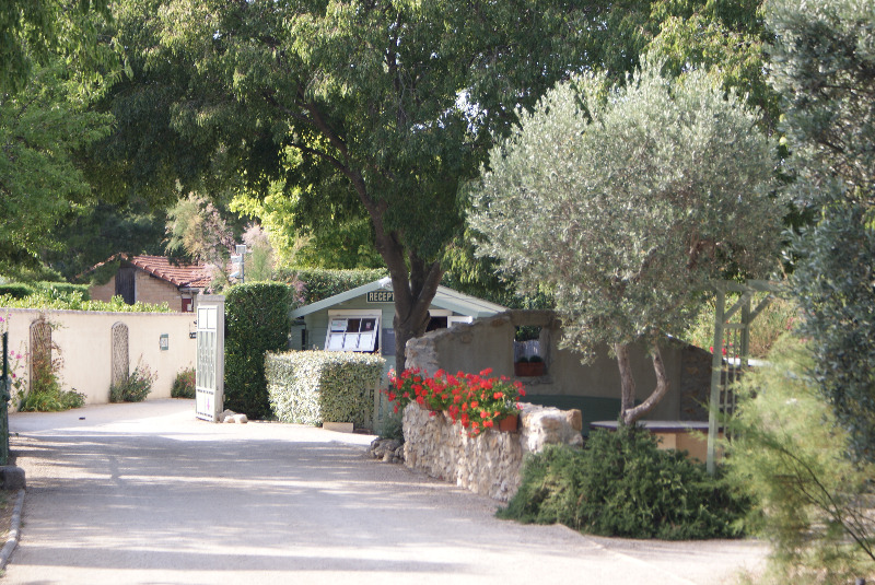 Camping Les Oliviers Eygalieres