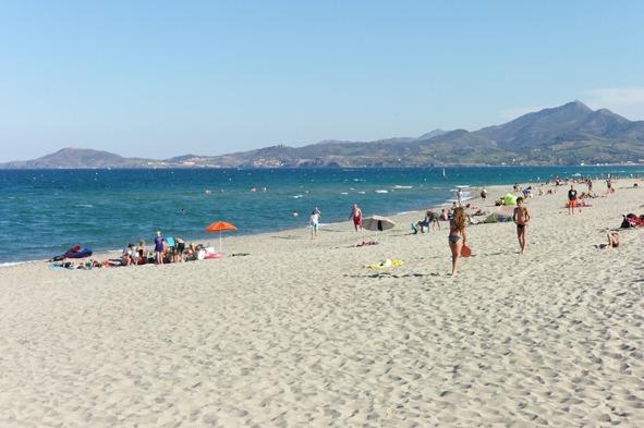 Camping 5 toiles le soleil argel s sur mer - Office du tourisme d argeles sur mer ...