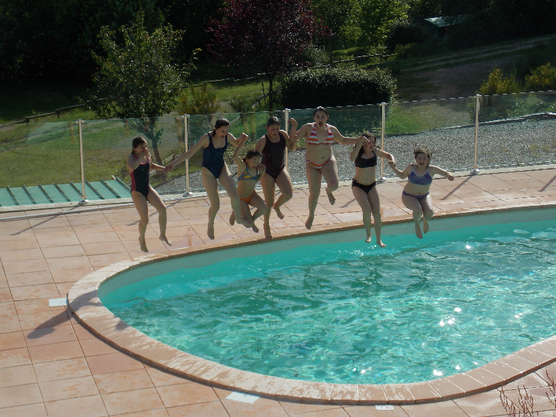 Camping Sites et Paysages la Fougeraie Saint Leger de Fougeret