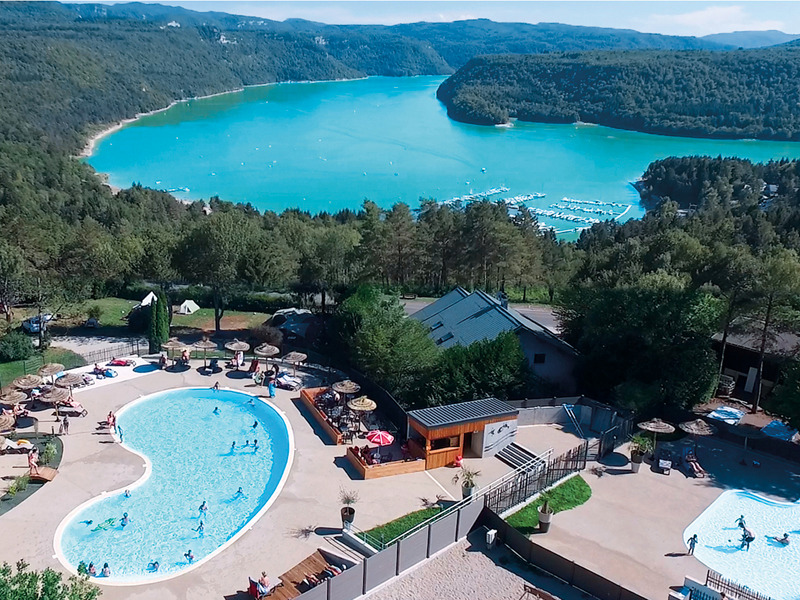Camping Trelachaume Maisod