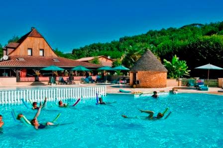 Campingplatz Le Moulin du Roch Sarlat La Caneda