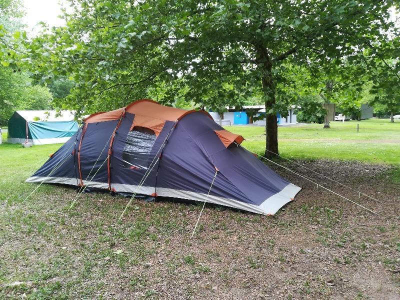 Camping municipal du lac de Langeais LANGEAIS