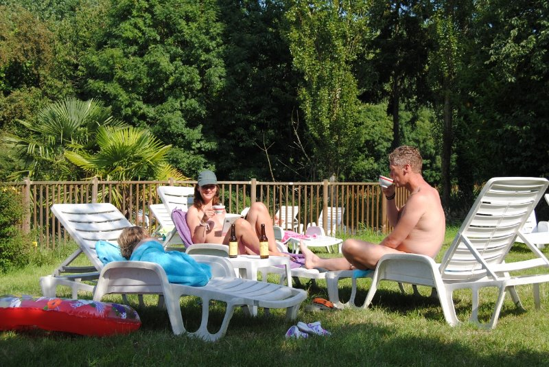 Camping Pallieter camping naturiste Bourseul