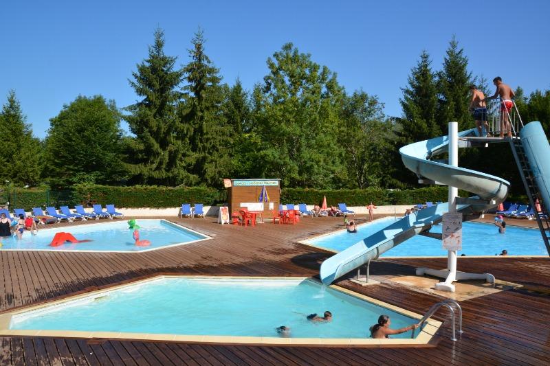 Campsite Lac De Panthier Vandenesse En Auxois