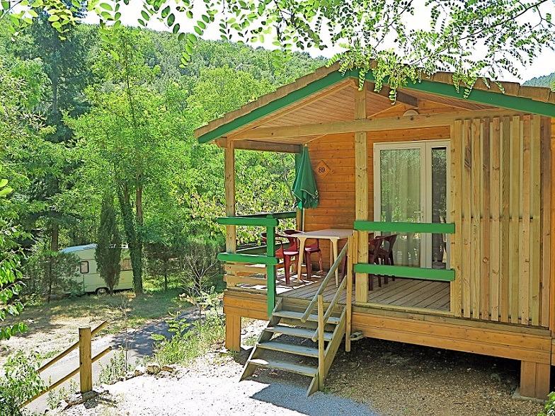 Campingplatz LA CROIX CLEMENTINE CENDRAS