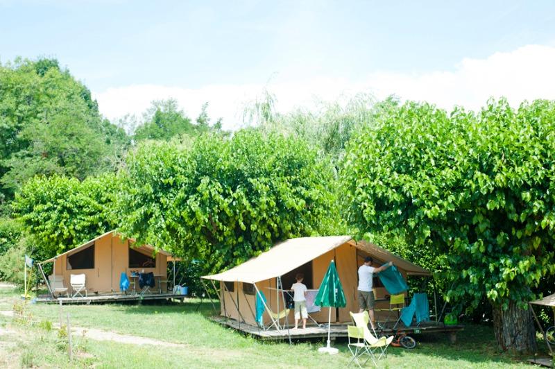 Camping Camping de Forcalquier Forcalquier