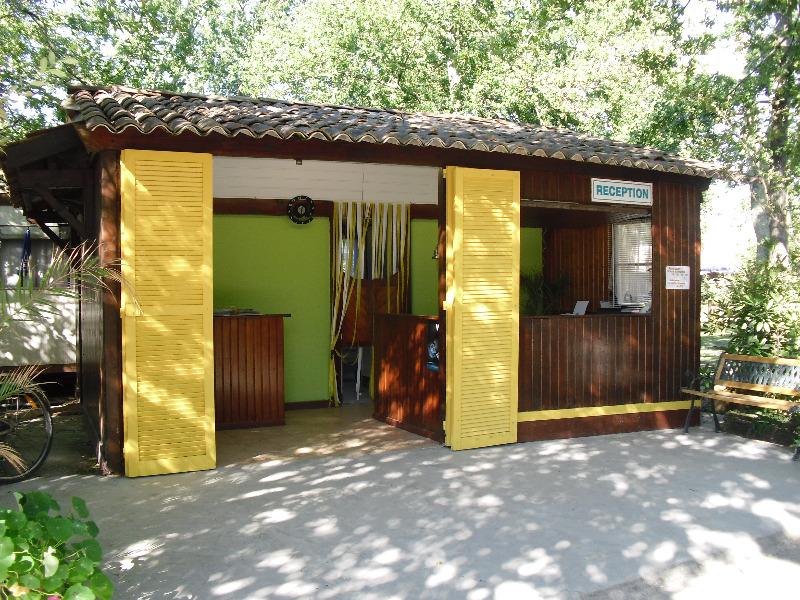 Campsite La Praise Lacanau