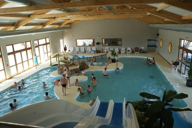 Campsite Le Champ Neuf Saint Quentin En Tourmont