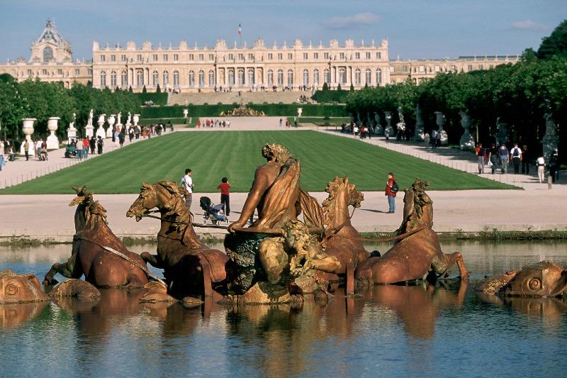 Campsite Huttopia Versailles Versailles