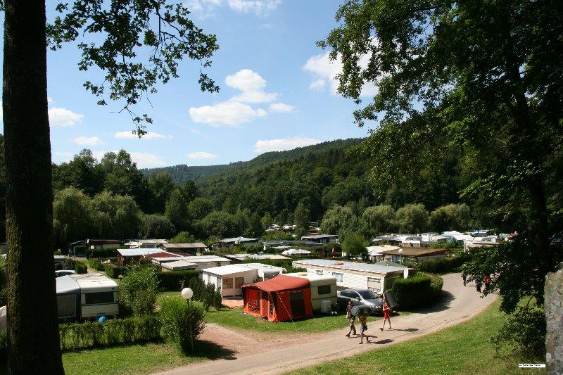 Campsite Du Fleckenstein Lembach