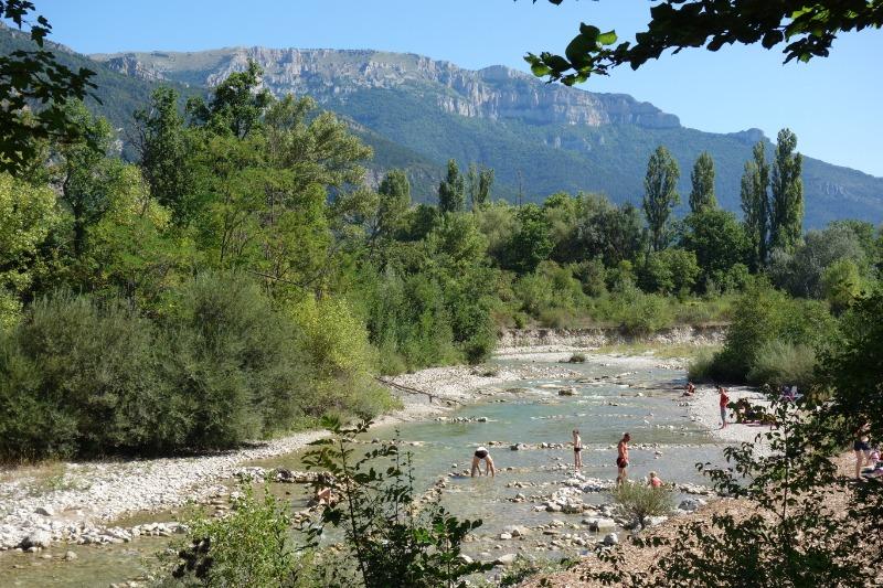 Camping L'Hirondelle Menglon